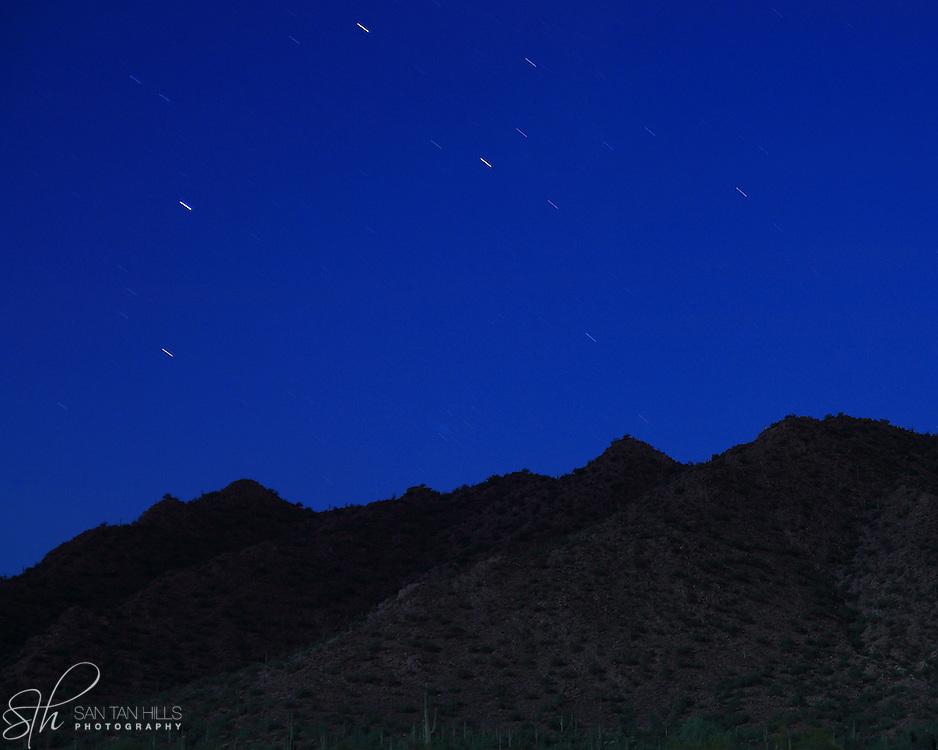 Stars over San Tan Regional Park - Queen Creek, AZ