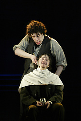 SWEENEY TODD .Royal Academy of Music .London .July 2004 .Directed by Mathew Ryan .