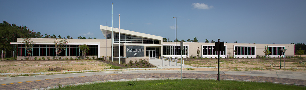 Northshore Technical Community College in Lacombe, Louisiana