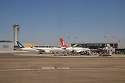 Israel, Tel Aviv, Ben-Gurion international Airport, Terminal 3