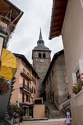 10-09-2017 FRA: BvdGF Tour du Mont Blanc day 1, Beaufort <br /> Vandaag vertrekken we vanuit Papendal in Arnhem naar naar het plaatsje Beaufort (nabij Chamonix) in Frankrijk /