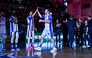 Jack Cooley<br /> Banco di Sardegna Dinamo Sassari - Acqua San Bernardo Cantu'<br /> LBA Serie A Postemobile 2018-2019<br /> Sassari, 12/05/2019<br /> Foto L.Canu / Ciamillo-Castoria