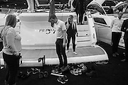London Boat Show, Excel Centre, London. 6 January 2017