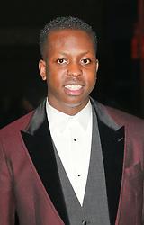 © Licensed to London News Pictures. 12/03/2014, UK. Jamal Edwards, The British Academy (BAFTA) Games Awards, Tobacco Dock, London UK, 12 March 2014. Photo credit : Richard Goldschmidt/Piqtured/LNP
