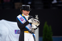 Isabell WERTH ( GER)  - Grand Prix Freestyle - FEI World Cup™ Dressage Final - FEI World Cup™ Dressage Final - Longines FEI World Cup Finals Paris - Accor Hotels Arena, Bercy, Paris, France - 14 April 2018