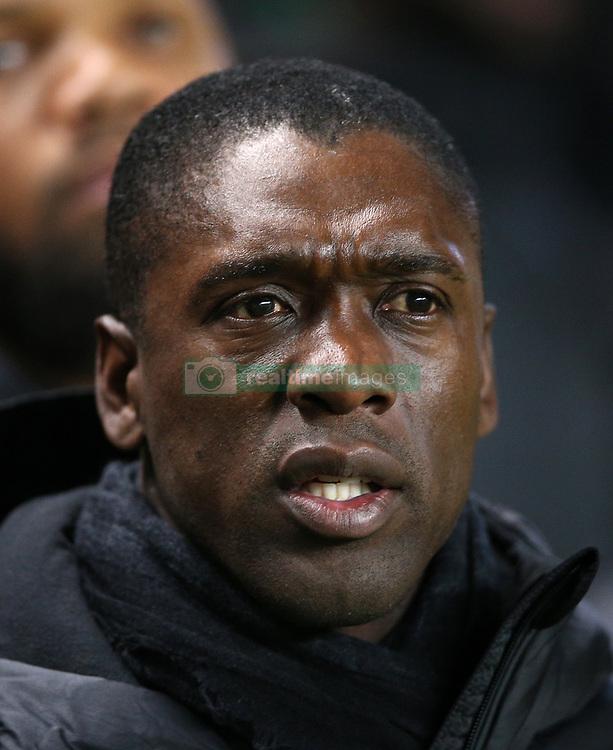 Cameron's head coach Clarence Seedorf
