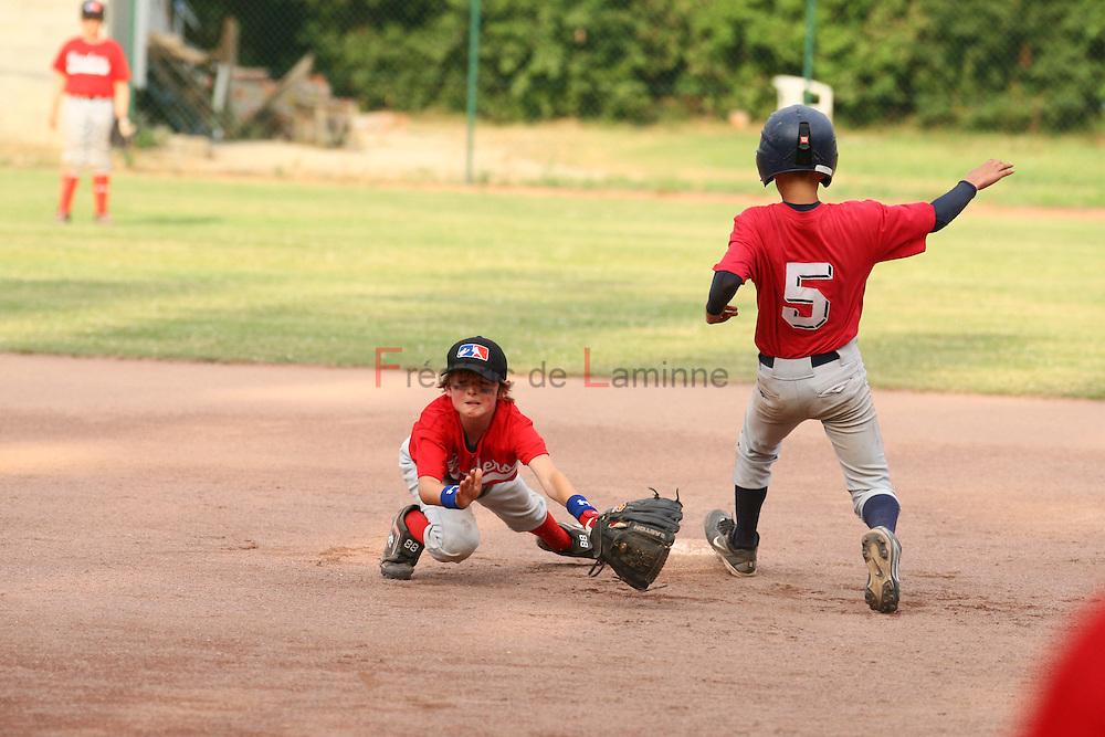 2010 Belgian Little League Championships : Wallonia - Flanders East
