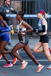 Buze Diriba, ETH, adidas<br /> TCS New York City Marathon 2019
