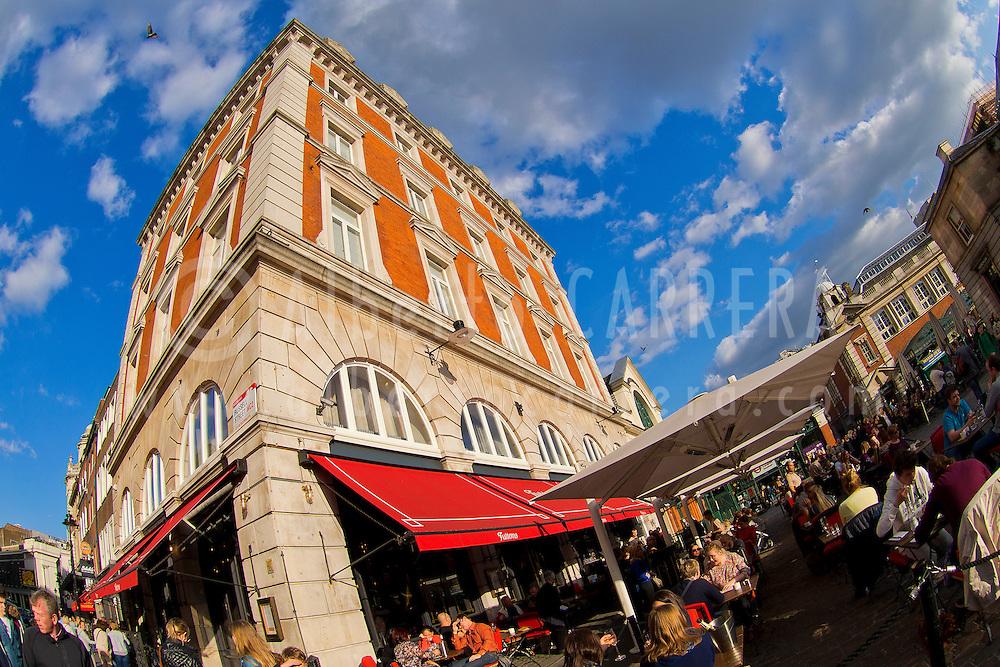 Alberto Carrera, Covent Garden, London, England, Great Britain, Europe