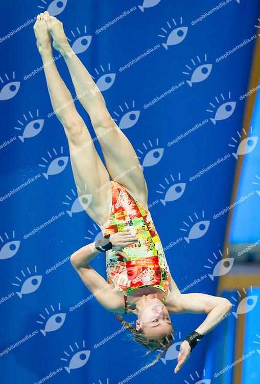 MARINO Laura FRA France<br /> Platform Women 10m Preliminary<br /> Day6 29/07/2015<br /> XVI FINA World Championships Aquatics<br /> Diving<br /> Kazan Tatarstan RUS July 24 - Aug. 9 2015 <br /> Photo Pasquale Mesiano/Deepbluemedia/Insidefoto