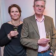 NLD/Utrecht/20190309 - Onthulling  Mies Bouwman Foyer, kinderen Joost Timp en Mies Bouwman