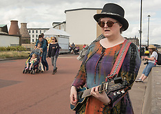 The Big Beach Busk | Portobello | 27 August 2016