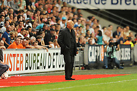 FOOTBALL - FRENCH CHAMPIONSHIP 2012/2013 - L1 - STADE RENNAIS v OLYMPIQUE LYONNAIS - 11/08/2012 - PHOTO PASCAL ALLEE / HOT SPORTS / DPPI - FREDERIC ANTONETTI ( RENNES COACH )