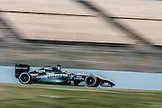 February 19-22, 2015: Formula 1 Pre-season testing Barcelona : Pascal Wehrlein, Force India