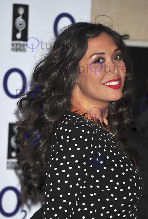 Myleene Klass Nordoff Robbins O2 Silver Clef Awards, annual fundraiser, recognising outstanding musical talent, London Hilton, Park Lane, London, UK, 01 July 2011:  Contact: Rich@Piqtured.com +44(0)7941 079620 (Picture by Alan Roxborough)
