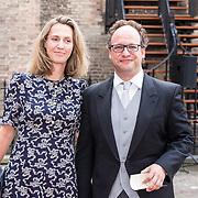 NLD/Den Haag/20190917 - Prinsjesdag 2019, Wouter Koolmees en partner