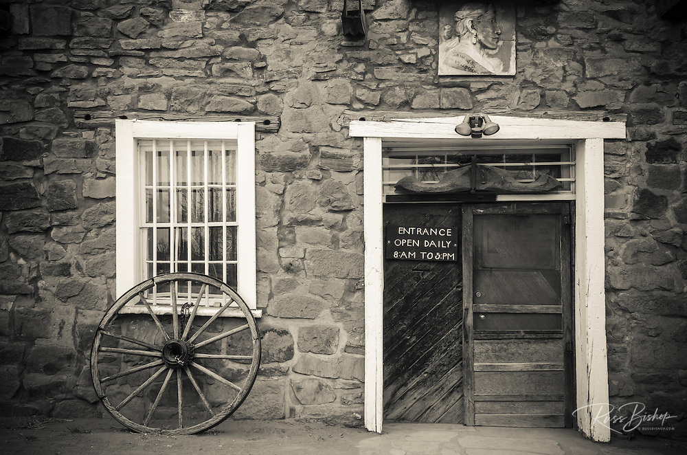 Hubbell Trading Post National Historic Site, Arizona USA