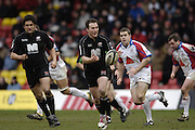 Saracens vs Bristol Rugby, round of the Guinness Premiership, at Vicarage Road, ENGLAND 26.02.2006.   .   [Mandatory Credit, Peter Spurier/ Intersport Images].
