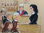 Nigella Lawson at Isleworth Crown Court