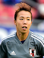 International Women's Friendly Matchs 2019 / <br /> SheBelieves Cup Tournament 2019 - <br /> Japan vs England 0-3 ( Raymond James Stadium - Tampa-FL,Usa ) - <br /> Hina Sugita of Japan