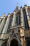 Sainte-Chapelle Chapel, Paris, France