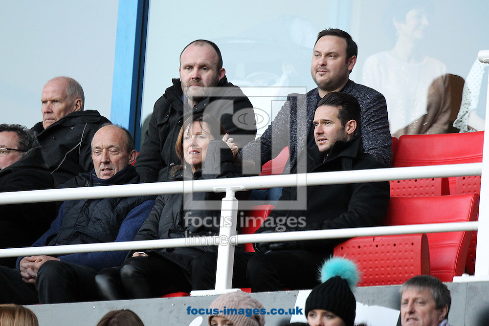 Matt Jarvis of Norwich looks on from the stands during the Sky Bet Championship match at the Madejski Stadium, Reading<br /> Picture by Paul Chesterton/Focus Images Ltd +44 7904 640267<br /> 26/12/2016