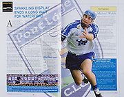 All Ireland Senior Hurling Championship Final, .07092008AISHCF,.07.09.2008, 09.07.2008, 7th September 2008,.Kilkenny 3-30, Waterford 1-13,.Minor Kilkenny 3-6, Galway 0-13,