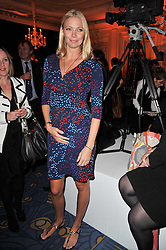 JODIE KIDD at the 38th Veuve Clicquot Business Woman Award held at Claridge's, Brook Street, London W1 on 28th March 2011.