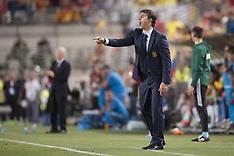 Spain v Colombia 7 June 2017