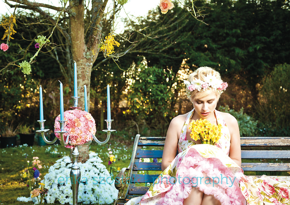 Fashion editorial for Absolute Brighton magazine, April 2013.