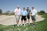 26 June 2011: Golf during the 2011 PHATS SPHEM annual meeting the Marriott Desert Ridge in Phoenix, Arizona.  Internal and personal use only.