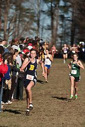 New England High School XC Championship, Emma McMillan, Barrington