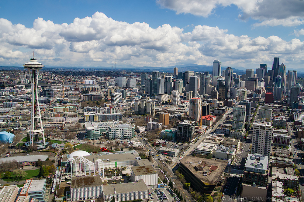 Space Needle, Belltown & Downtown