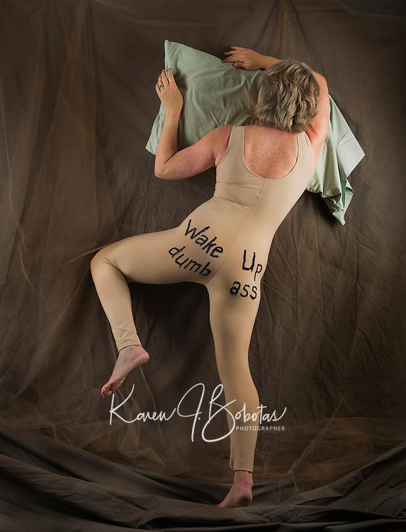 One Word Project - Dream.  ©2016 Karen Bobotas Photographer
