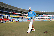 Cricket - India v England 1st Test Day 3 at Rajkot
