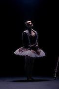 Dancer Sarah Linden.