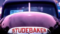 Studebaker Truck hood