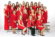 2012 Go Red for Women photo shoot at Macy's on Nov. 7, 2011.
