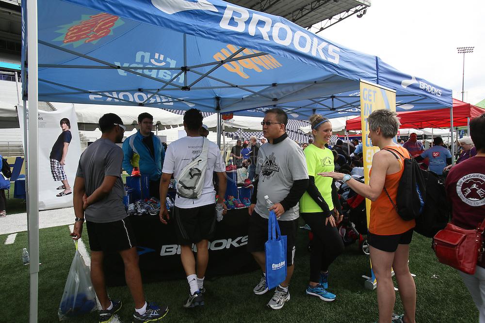 Nordstrom 2014 Beat The Bridge Run benefitting JDRF.