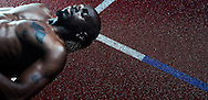 ROTTERDAM - portret van sprinter Churandy Martina die voor nederland naar de olympische spelen gaat in london.