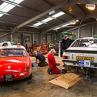 Car 78 Robin Eyre Maunsell Peter Scott Ford Escort Mk2 RS2000