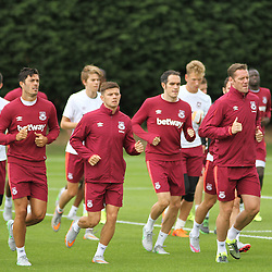 West Ham | Training | 29 July 2015