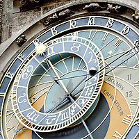 Prague Astronomical Clock / Prague Orloj <br />