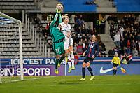 Ada Hegerberg (Olympique Lyonnais), Meline Gerard (Olympique Lyonnais), Boulleau Laure (PSG women)