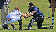 Prince Harry Has Physiotherapy At Polo