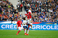 Mathieu Valbuena (Fra) / Olivier Giroud (Fra) vs Havard Nordtveit / Alexander Tettey (Norvege)