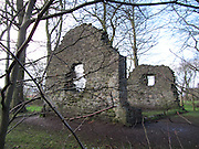 St Brecan's Church, St, Columb's Park, Derry, c.1600 on c.6th site,
