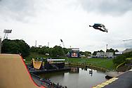 Bob Burnquiet during Skate Big Air Practice at the 2013 X Games Munich in Munich, Germany. ©Brett Wilhelm/ESPN