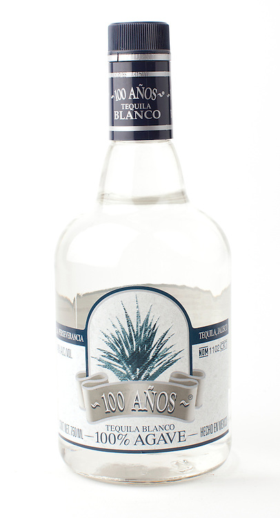 100 Anos blanco -- Image originally appeared in the Tequila Matchmaker: http://tequilamatchmaker.com