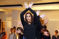 Mannheim. 04.11.17 | Lange Nacht der Kunst und Genüsse<br /> Lange Nacht der Kunst und Genüsse in den Stadtteilen.<br /> - Feudenheim. Tanzpalast<br /> <br /> BILD- ID 20945 |<br /> Bild: Markus Prosswitz 04NOV17 / masterpress (Bild ist honorarpflichtig - No Model Release!)